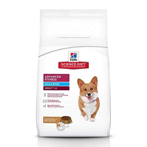 Hill's Science Diet Adult Small Bites Lamb Meal & Brown Rice Recipe  Dry Dog Food, 33 lb bag