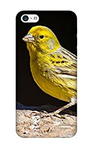 Armandcaron Design High Quality Animal Canary Cover Case With Ellent Style For Iphone 5c(nice Gift For Christmas) hjbrhga1544