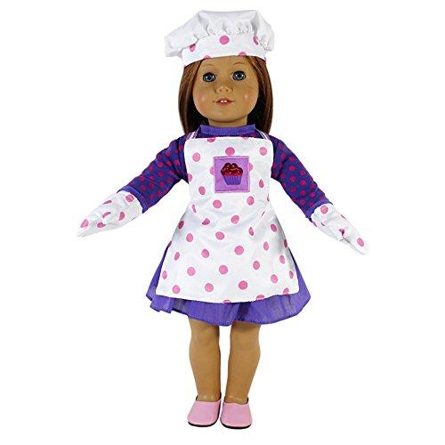 chef dress - 2