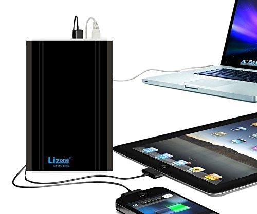 Lizone 50000 mAh Extra Pro Cargador de batería externa para ...