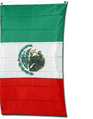 New 2x3 National Flag of Mexico Mexican Country Flags