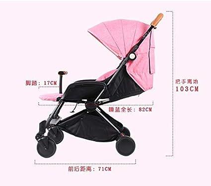 CAR SHUN Cochecito Cochecitos De Bebé Cochecito para Bebés ...