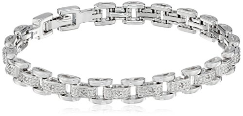 Diamond Womens Tennis Bracelet - Women's Diamond Tennis Bracelet (1/10cttw)