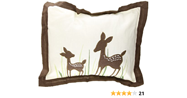 Kids Line Organic Willow Throw Pillow Discontinued By Manufacturer Nursery Pillows Baby