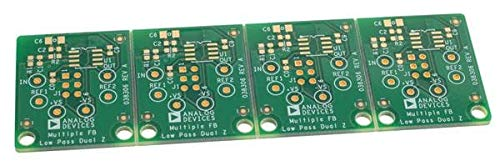 Active Filter Development Tools Low-Pass MFB Filter Dual Apm Pack of 5 (EVAL-FW-LPMFB2)