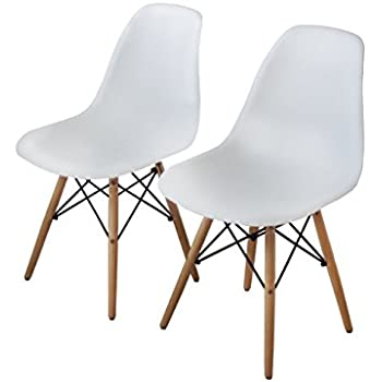 Amazoncom 2xhome Set of Two2 New Seat Height 185 inches