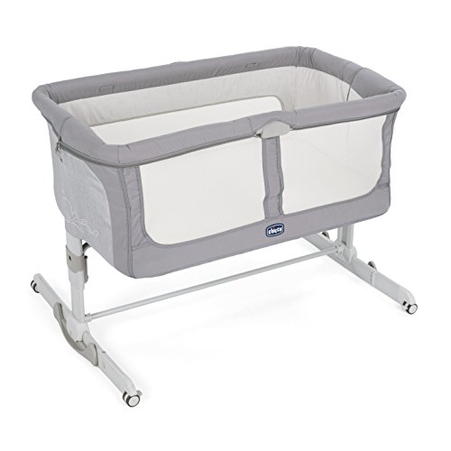 Chicco Side Sleeping Crib 2018 Next2me Dream Graphite