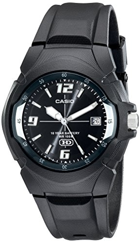 CASIO Men's MW600F-1AV 10-Year Battery Sport Watch