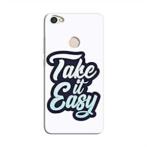 Cover It Up - Take It Easy Redmi Y1 Hard Case