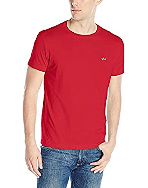 Men's Short Sleeve Jersey Pima Regular Fit T-Shirt