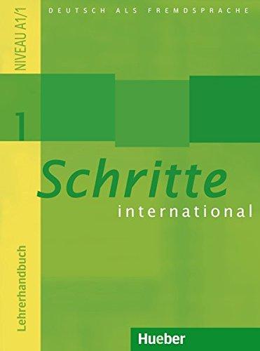 Read Online Schritte International: Lehrerhandbuch 1 pdf epub