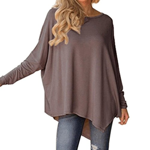 Big Promotion! Women Blouse Daoroka Ladies Long Batwing for sale  Delivered anywhere in USA