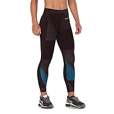 2XU Womens Fitness Compression Tights W/Storage