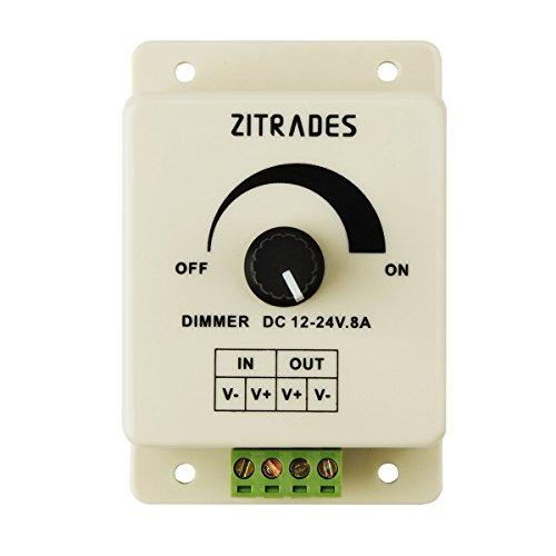 Dimmer For Low Voltage Led Lights