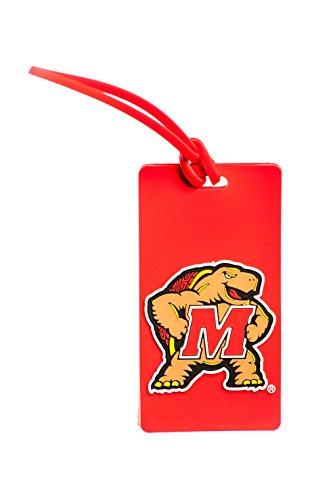 (MARYLAND TERRAPINS NCAA PVC LUGGAGE)