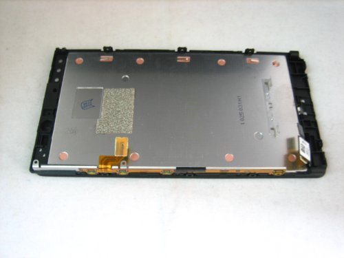 Nokia Lumia 920 Full Front LCD Display + Touch Screen Digitizer + Frame Cover Mobile Phone Repair Part Replacement