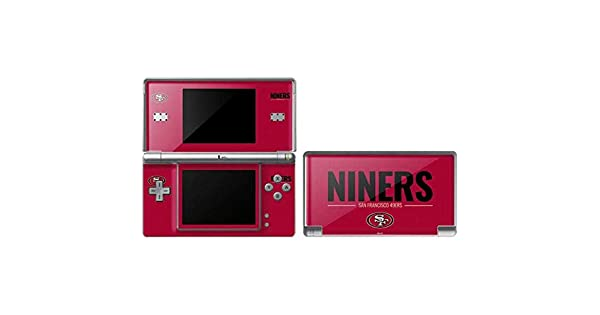 Amazon.com: San Francisco 49ers DS Lite piel – San Francisco ...