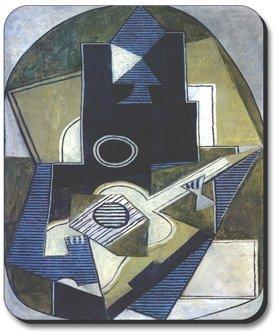Picasso: LHomme a la Guitarra Alfombrilla de ratón: Amazon.es ...