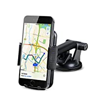 Car Mount, EC Technology Universal Phone Holder, 360 Degr...
