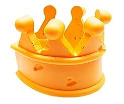 Cheesehead Royalty Foam Crown
