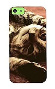 Lmf DIY phone caseFireingrass MtlWum-774-bwolf Case For iphone 5c With Nice Cats Animals AppearanceLmf DIY phone case
