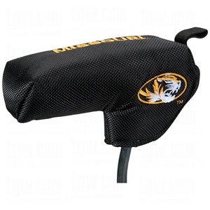 - Team Effort Missouri Tigers Shaft Gripper Blade Putter Cover