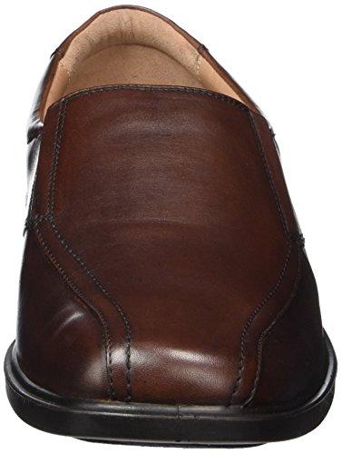 Padders Alex - Mocasines de cuero para Hombre marrón (Antique Brown)