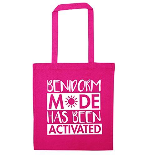 Benidorm tote Creative Pink Flox mode Benidorm mode bag activated 0I4wxFqxd
