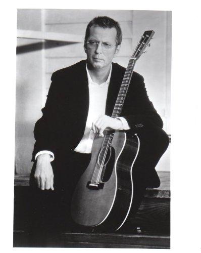 Eric Clapton 8x10 glossy Photo #E2059