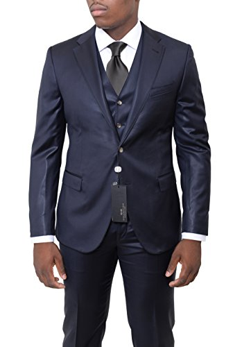 corneliani-collection-slim-fit-44r-54-navy-sheen-three-piece-wool-tuxedo-suit