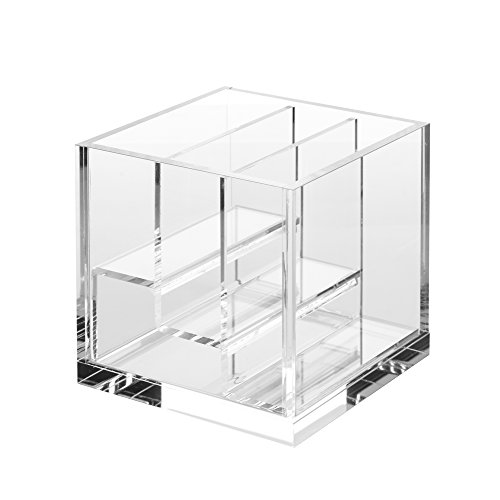 Acrylic Cube Eyeshadow Holder and Makeup Palette Organizer -