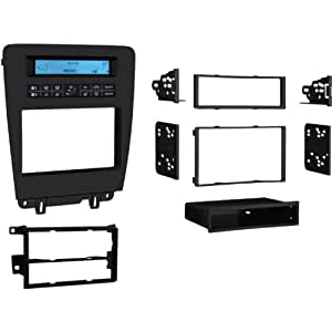 metra 99 5823ch dash kit for ford mustang 2010. Black Bedroom Furniture Sets. Home Design Ideas