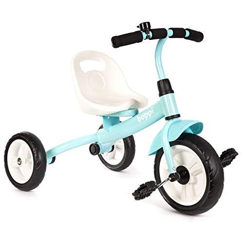 boppi Triciclo Infantil 3 Ruedas con Pedales – Azul