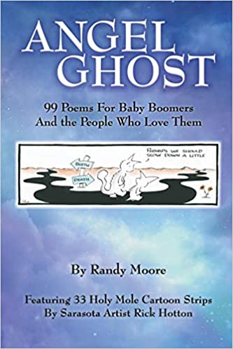 Angel Ghost: Randy Moore: 9781365443312: Amazon com: Books