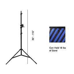 LimoStudio 300W Flash Strobe Light Photo Studio Monolight Speedlite Lighting Kit, 24\