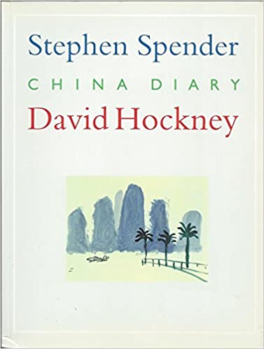 Book China Diary by Stephen Spender (8-Mar-1993)