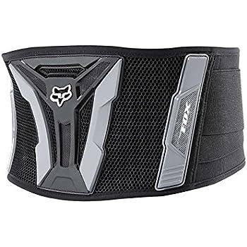 Fox Turbo kidney belt chest protector Gentlemen black/grey