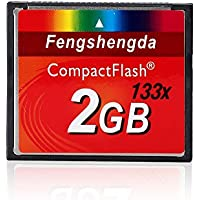 FengShengDa 2G Extreme Compact Flash Memory Card Speed Up...