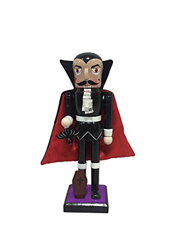 "Santa's Workshop 10"" Dracula Nutcracker"