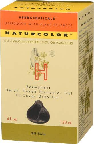 Naturcolor 3N Cola Hair Dyes, 4 Ounce