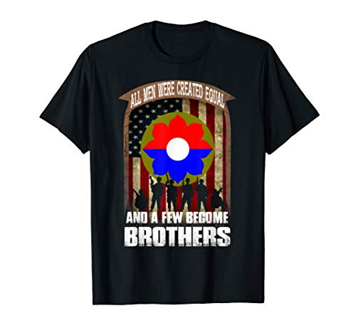 9th Infantry Division - We are Brothers T-Shirt ()