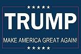 Donald Trump for President 2016 3x5 Flag USA American 3x5Flag Make Americe Great