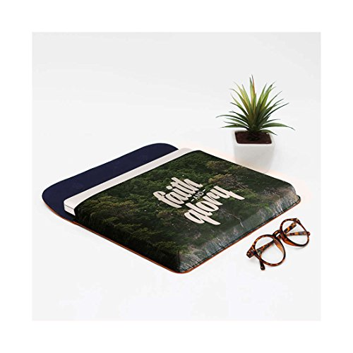 Real Air For Leather And Glory Faith Pro MacBook DailyObjects Envelope 13 Sleeve Swqt4Rz