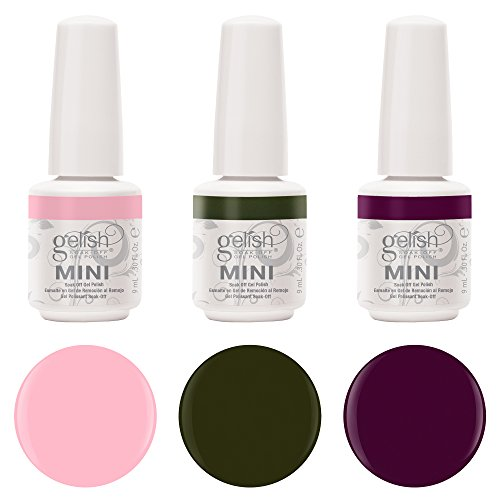 Gelish Harmony Complete Starter Led Gel Nail Polish Kit with 5 Additional Colors by Gelish (Image #5)