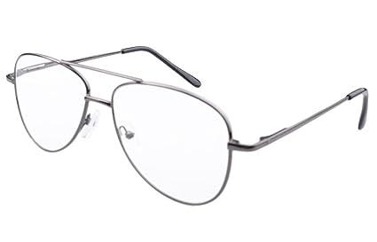 Cerniere a molla occhiali da lettura Uomo +0.00 snoicoLaH4