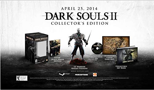 (Dark Souls II: Collector's Edition - PC)