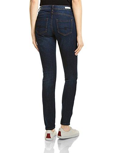 Wash indigo Slim Blue Street Blau One Donna Jeans Stone 11169 qBnvR8