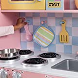 KidKraft Large Kitchen, Pastel, 42.30 x 17.60 x
