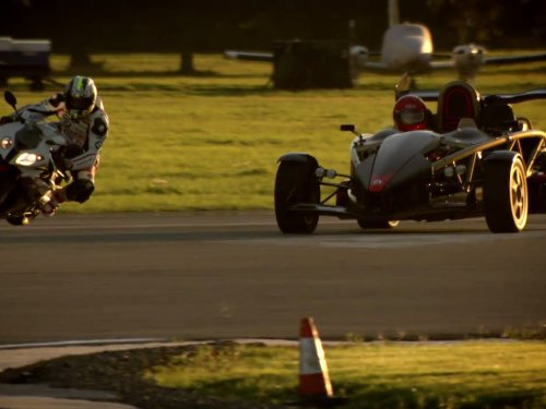 Episode 1 - Top Gear (UK), Season 16 Cabriolet Top