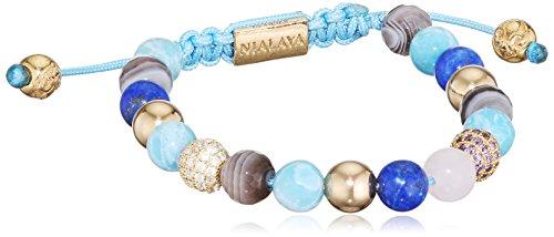 Nialaya - Bracelet - Or 925 - 0.08 cm - WCZ8_021 - S - Kugeln